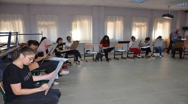 Harran Üniversitesinde 2018 Yılı Özel Yetenek Sınavları Başladı