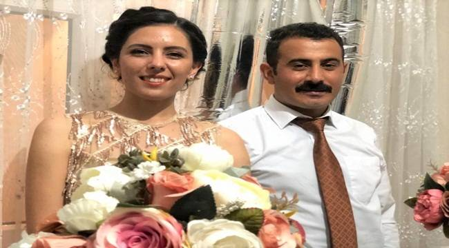 İHA Muhabiri Evlilikte İlk Adımını Attı