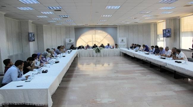 İranlı Fıstık Üreticiler Urfa'ya Geliyor