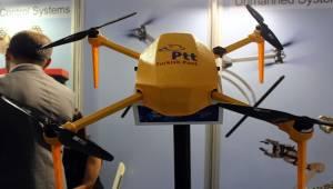 Kargolar Artık Drone İle Gönderilecek
