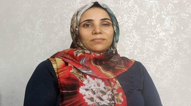 Maganda Mağduru Kadın Yardım Bekliyor
