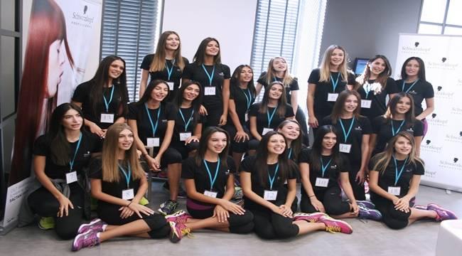 Miss Turkey 2018 Finalistleri Kortej Yürüyüşü Yaptı