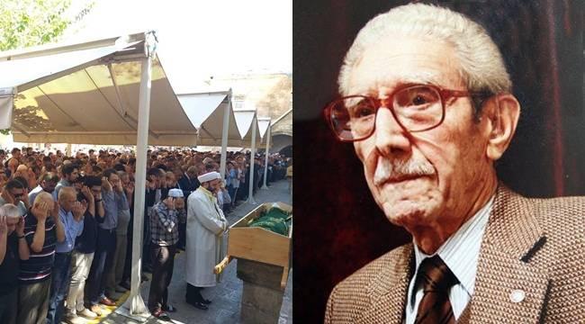 Mustafa Hazım Açanal Son Yolculuğuna Uğurlandı