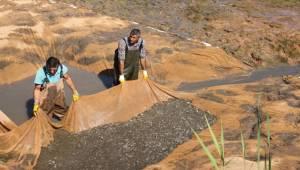 Ortadoğu'nun En Büyük Balık Üretme Tesisi Sezonu Açtı
