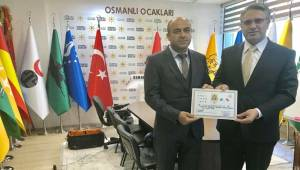 Osmanlı Ocakları Gençlik Kolları Başkanı Atandı