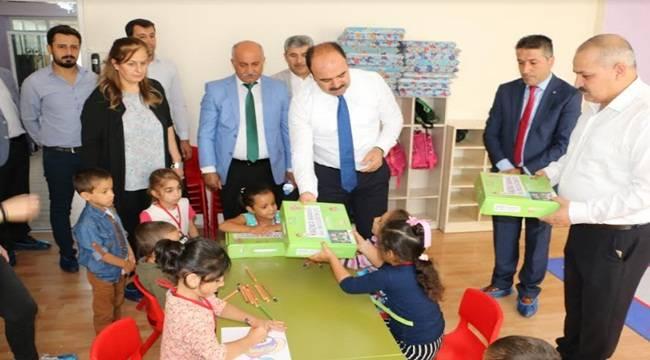 Şanlıurfa Büyükşehir'den Eğitime Destek