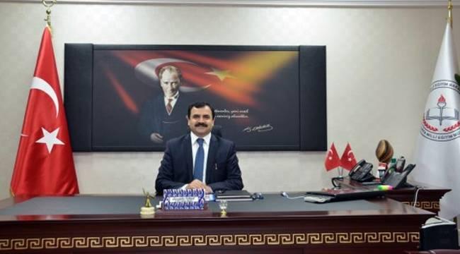 Şerafettin Turan'dan Yeni Eğitim Öğretim Yılı Mesajı