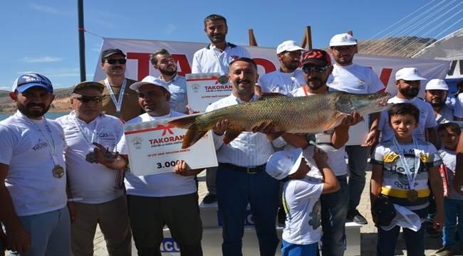 Siverek'in En Büyük Balığı Yakalandı