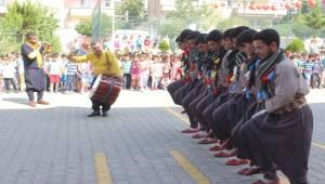 Siverek'te İlkokul Haftası Etkinlikleri Yapıldı