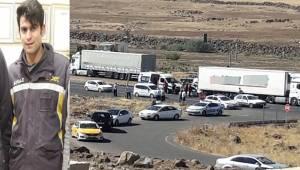 Siverek'te Otomobil Tıra Arkadan Çarptı, 1 Ölü