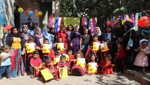 Siverek'te Yaz Anaokulu Mezuniyet Töreni Düzenlendi