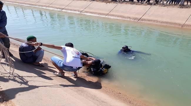 Sulama Kanalı Yine Can Aldı
