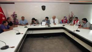 Suriyelilere GAPTAEM Eğitim Verecek