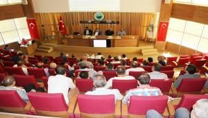 ŞUTSO 2018 Eylül Ayı Birleşik Meclis Toplantısı Yapıldı