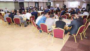 ŞUTSO'da Dış Paydaş Strateji Geliştirme Toplantısı Yapıldı