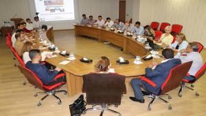 ŞUTSO'da İç Paydaş Çalıştayı Düzenlendi
