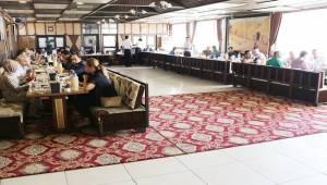 ŞUTSO Yerel Basın Çalıştayı Yapıldı