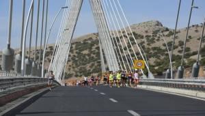 Takoran Yarı Maraton Koşusu Tamamlandı