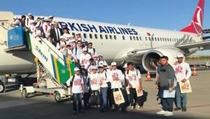 TEKNOFEST'e Şanlıurfa'dan 45 Kişi Katıldı