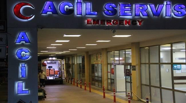 Urfa'da 112 Ekipleri Bıçaklı Saldırıya Uğradı