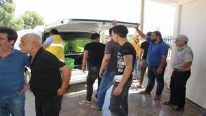 Urfa'da Bıçaklı Kavga 1 Kadın Yaralı 1 Ölü