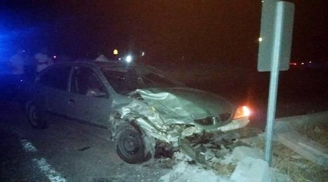 Urfa'da Kaza Aynı Aileden 8 Kişi Yaralandı