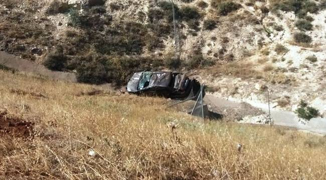 Urfa'daki Kazada Kahreden Ölüm