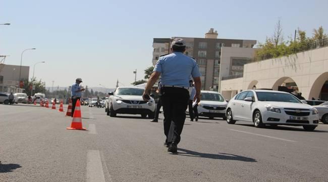 Urfalı Sürücülere Ceza Yağdı