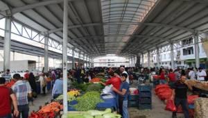 Yenice'de dağınık pazar kültürü ortadan kalktı
