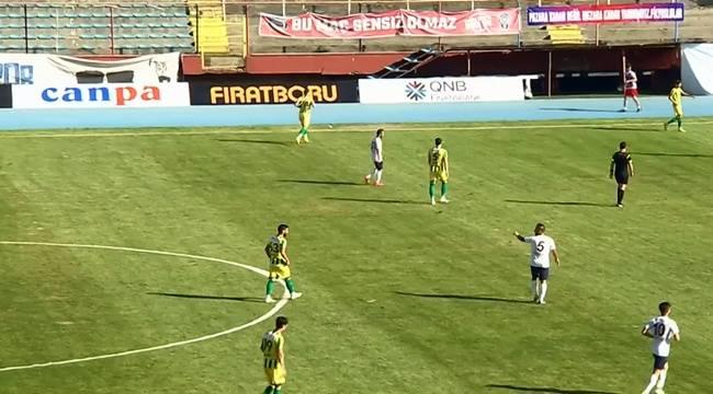 Zonguldak Kömürspor 0-Şanlıurfaspor 1