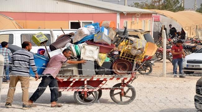 22 Bin Suriyeli Urfa'dan Gönderiliyor