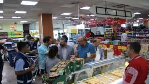5 Ortak Kurum Urfa'da Denetim Yapıyor