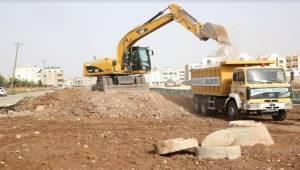 Ahmet Yesevi Mahallesine 34 Yeni Yol Açıldı