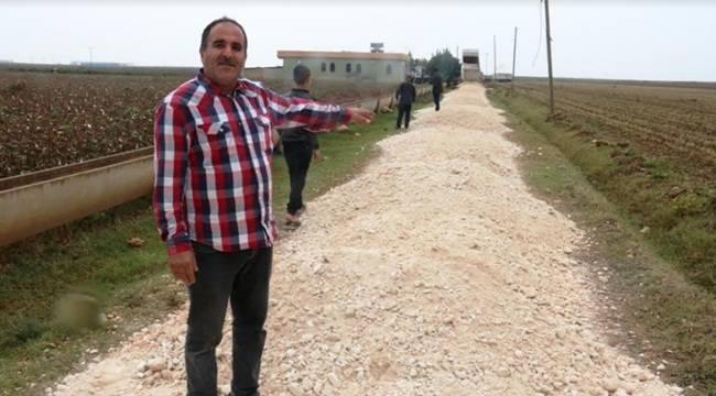 Akçakale'de Köylerin Yol Öncelikleri Belirlendi
