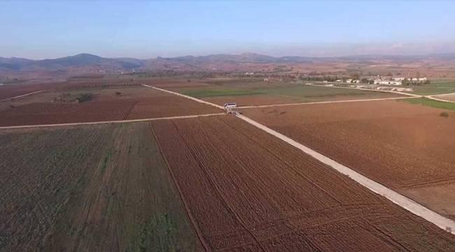 Arazi Toplulaştırmasında Hedef 8,5 Milyon Hektar