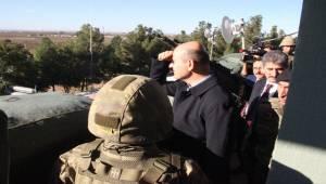 Bakan Soylu'nun Ziyareti Sırasında 1 Terörist Öldürüldü