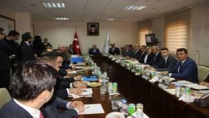 Bakan Soylu Urfa'da 4 Buçuk Saat Toplantı Yaptı