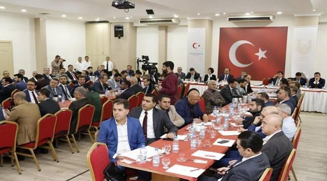 Bakan Yardımcısı Urfa'da Talep ve Beklentileri Dinledi