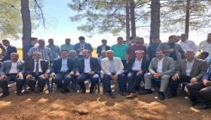 Başkan Atilla Kan Davalı Aileleri Barıştırdı