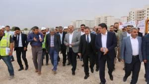 Başkan Çiftçi Çalışmalarını Viranşehirlilere Anlattı