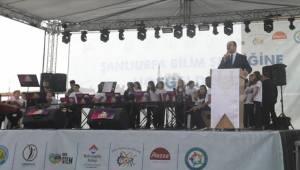 Başkan Çiftçi Şanlıurfa Bilim Şenliğinin Açılışına Katıldı
