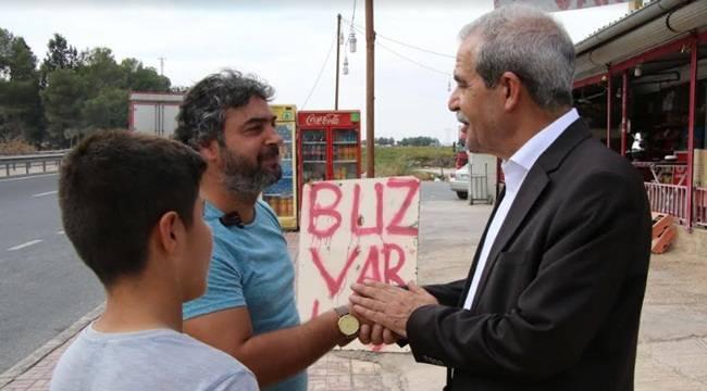 Başkan Demirkol Çamlıdere'yi Ziyaret Etti