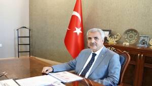 Başkan Peltek Bakanlıklara Yazı Gönderdi