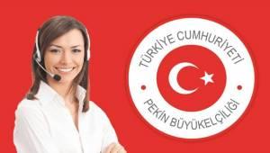 Büyükelçi Önen'den ÇHC'nin 69. Yıl Mesajı