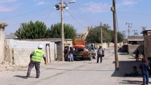 Dicle Elektrik'ten Harran'a 2,7 Milyon Liralık Yatırım