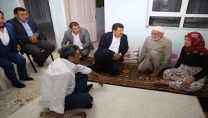 Ekinci Onikiler ve Eyüpkent Mahallelerini Dinledi