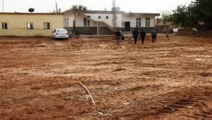 Evlerin Ortasındaki Gölet Islah Edildi