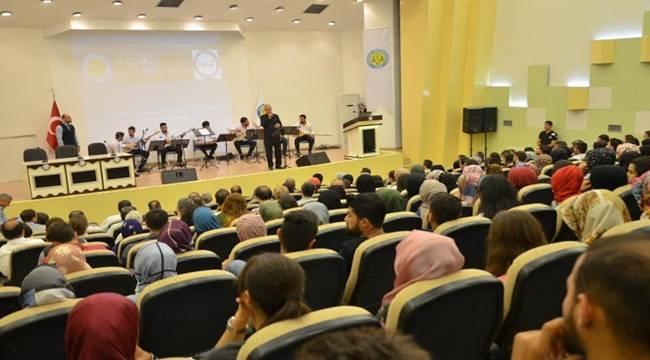 Fen Edebiyat Fakültesi 2018-2019 Eğitim-Öğretim Yılına Başladı