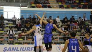 Haliliye Basketbol Sezona Galibiyetle Başladı
