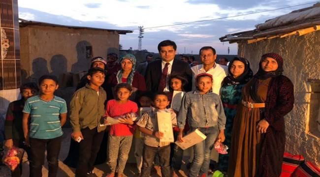 Harran'da Okula Gitmeyen Öğrenci Kalmayacak